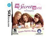 Imagine: My Secret World Nintendo DS Game
