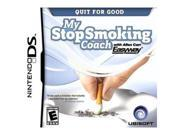 My Stop Smoking Coach with Allen Carr Nintendo DS Game
