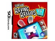 Rayman Raving Rabbids TV Party Nintendo DS Game