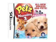 Petz Nursery 2 Nintendo DS Game