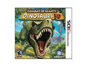 Combat of Giants Dinosaurs 3D Nintendo 3DS Game