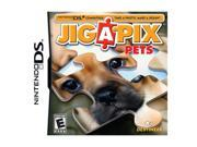 Jigapix Pets Nintendo DS Game