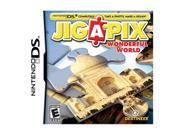 Jigapix Wonderful World Nintendo DS Game