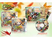 Etrian Mystery Dungeon Nintendo 3DS
