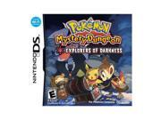 Pokemon Mystery Dungeon: Explorers of Darkness Nintendo DS Game