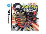 Pokemon Platinum Version Nintendo DS Game