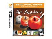 Art Academy Nintendo DS Game