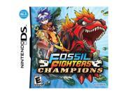 Fossil Fighters Champions Nintendo DS Game