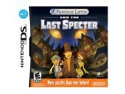 Professor Layton and the Last Specter Nintendo DS Game