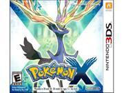 Pokemon X Nintendo 3DS Game