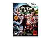 Remington Super Slam Hunting North America Wii Game