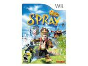 Spray Wii Game