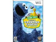 Sesame Street: Cookie's Counting Carnival Wii Game