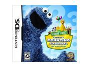 Sesame Street: Cookie's Counting Carnival Nintendo DS Game