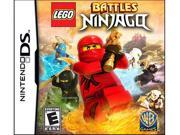 Lego Battles: Ninjago Nintendo DS Game