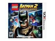 Lego Batman 2: DC Super Heroes Nintendo 3DS Game