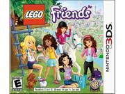 Lego Friends Nintendo 3DS Game