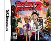 Cloudy With A Chance Of Meatballs 2 Nintendo DS Game