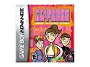 Princess Natasha: Student, Secret Agent, Princess GameBoy  Advance Game DSI GAMES
