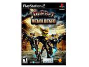 Ratchet: Deadlocked Game