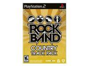 Rock Band: Country Track Pack Game