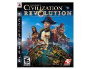 Sid Meier's Civilization Revolution Playstation3 Game