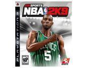 NBA 2K9 Playstation3 Game