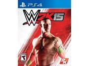 WWE 2K15 PlayStation 4
