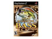 Cabela Monster Bass Game