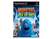 Monster Vs Aliens Game