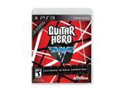 Guitar Hero: Van Halen (Software Only) Playstation3 Game