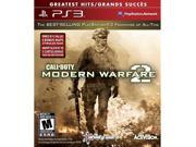 Call of Duty: Modern Warfare 2 Greatest Hits with DLC PlayStation 3
