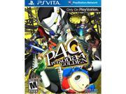 Persona 4 Golden PS Vita Games