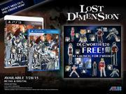 Lost Dimension PlayStation Vita