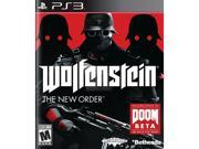 Wolfenstein: The New Order PlayStation 3