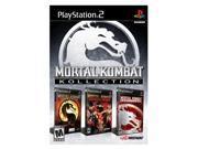 Mortal Kombat: Kollection for Sony PS2