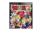 Dragon Ball Z Raging Blast 2 PlayStation 3