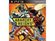 Anarchy Reigns PlayStation 3