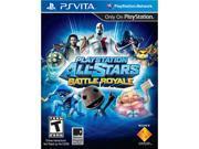 Playstation All Stars Battle Royale PS Vita Games
