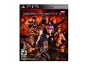 Dead or Alive 5 Playstation3 Game