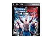 WWE Smackdown Vs Raw 2011 Playstation3 Game