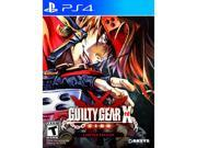 Guilty Gear Xrd Sign Limited Edition PlayStation 4