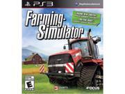 Farming Simulator PlayStation 3