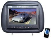 "PYLE 7"" Black Adjustable Headrest TFT-LCD Monitors (Pair)"
