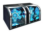 "Dual Dual 12"" 1100W Bandpass Subwoofer System"
