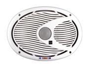 """Dual 6""""x9"""" 200W 2-Way Marine Speaker"""