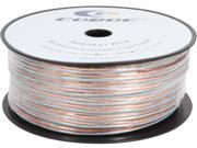 Coboc Model SPW-2C12-300-CL 300ft 12AWG Enhanced Loud Oxygen-Free Copper OFC Speaker Wire Cable