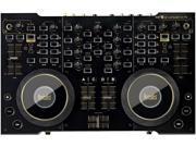 Hercules 4780742 DJ Console 4-MX, Black Professional mix station for mobile & club DJs