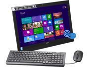 "Acer All-in-One PC Aspire AZ1-621-UR18 Pentium N3540 (2.16GHz) 4GB DDR3 1TB HDD 21.5"" Touchscreen Windows 8.1 64-Bit"