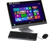 """Acer All-in-One PC Aspire AZ3-615-UR1A Intel Core i3 4160T (3.10GHz) 8GB DDR3 1TB HDD 23"""" Windows 8.1 64-Bit"""